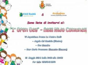 open day asili nido comunali messina